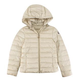 Moncler Kids Longue Saison Jacket