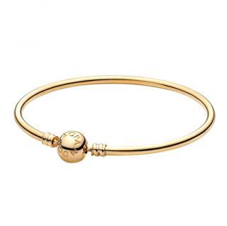 Pandora Moment's 14k Yellow Gold Bracelet