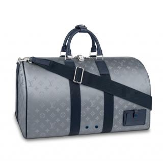 Louis Vuitton Keepall 50 Bandouliere Satellite