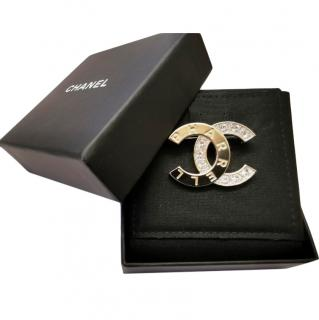 Chanel x Pharrell Williams Limited Edition CC Pin Brooch