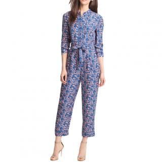Marc by Marc Jacobs Floral Print Jumpsuit