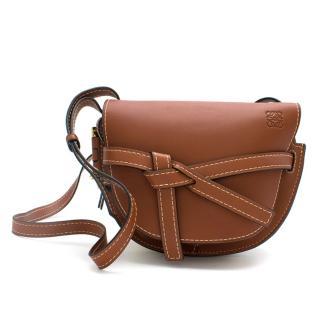Loewe Small Rust Gate Bag