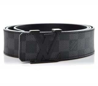 Louis Vuitton LV Logo Belt