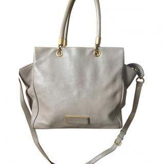 Marc by Marc Jacobs Pale Grey Tote Bag