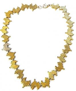Charlotte Valkeniers Binary Matrix Necklace