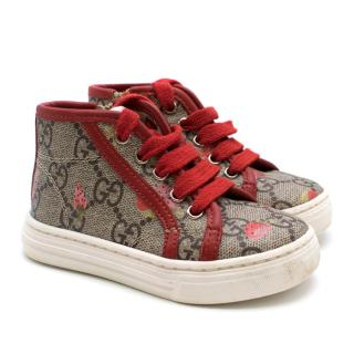 Gucci Ace GG High Top Sneakers