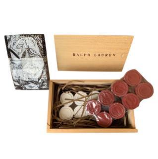 Ralph Lauren Checkers Gift Set