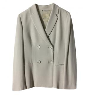 Max Mara Double Breasted Ice Blazer