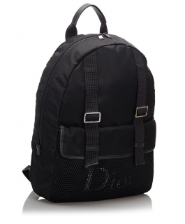 Dior Black Nylon Playground Backpack