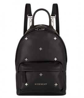 Givenchy Black Nano Cross Stud Backpack