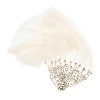 Gibson Bespoke Crystal Embellished Tulle Veil