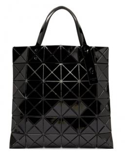 Issey Miyake Bao Bao black PVC Lucent tote bag