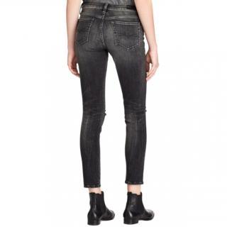 Ralph Lauren Polo Tompkins skinny crop jeans