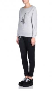 Karl Lagerfeld Paris Mon Amour Sweatshirt