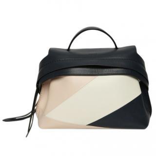 Tod's Wave mini tricolour bag