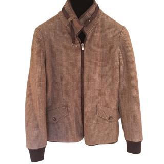 Loro Piana reversible cashmere jacket