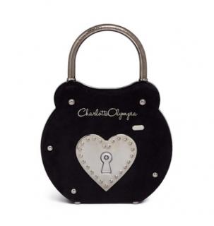 Charlotte Olympia Chastity Padlock Bag