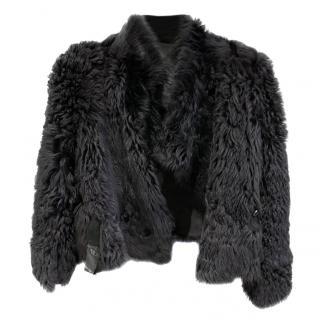 Joseph Anthracite Toscana Anais Jacket