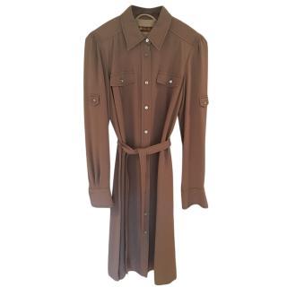 Loro Piana Silk Shirt Dress
