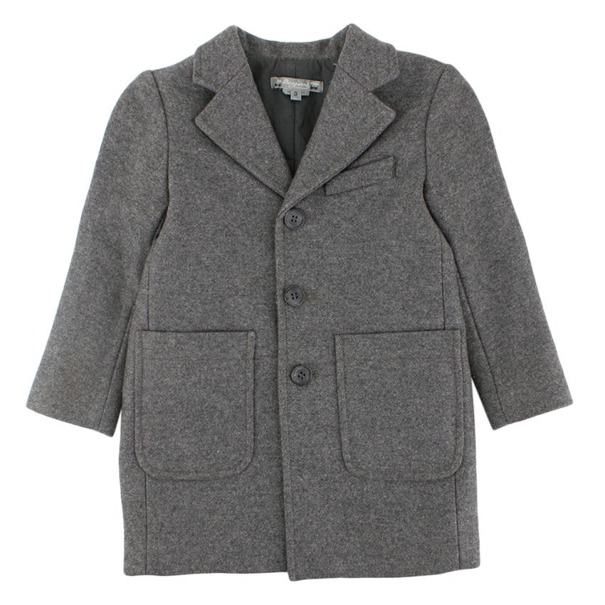 Bonpoint Grey Dickens Children's Coat