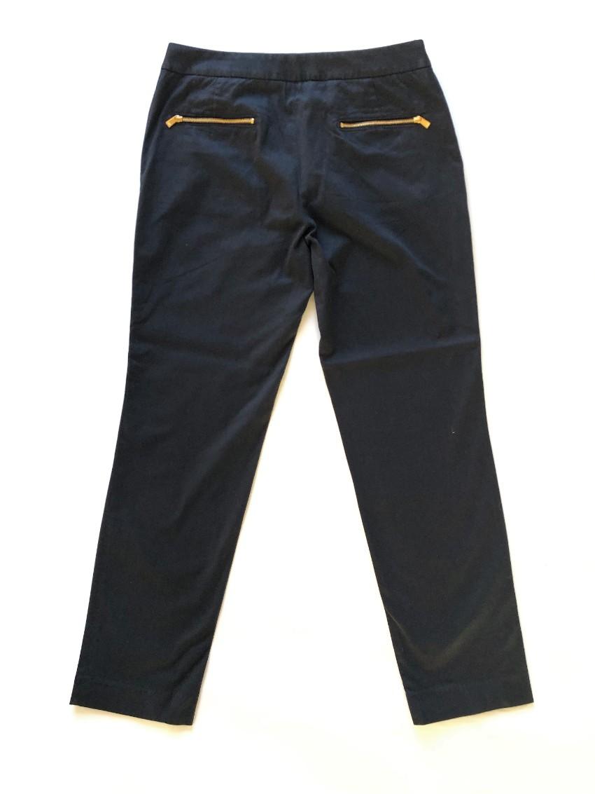 Michael Kors main line black stretch trousers