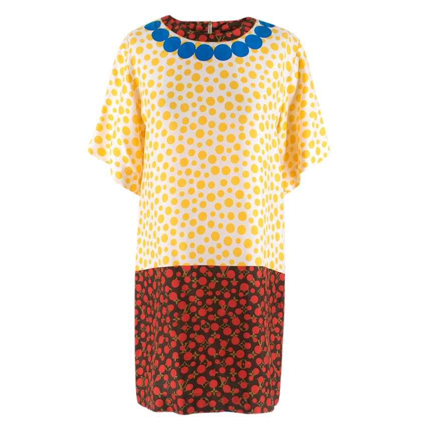 Louis Vuitton x Yayoi Kusama Polka Dot Dress