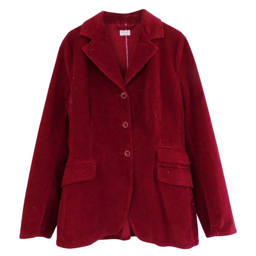 Paul Smith Red Corduroy Jacket