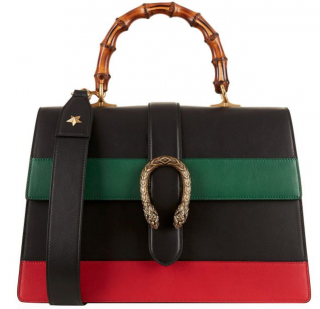 Gucci Dionysus Bamboo Top Handle Large shoulder bag