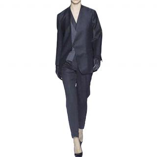 Yves Saint Laurent runway wool & cashmere jacket