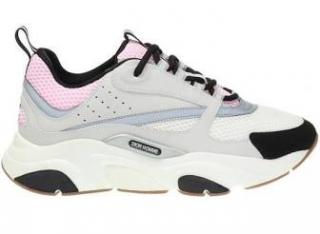 Dior B22 pink and grey sneakers Completely sold out