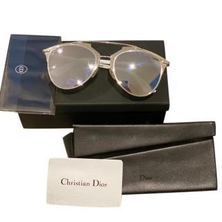 Dior reflective sunglasses