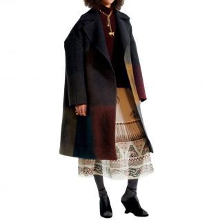 Dior Prefall 2019 runway collection skirt