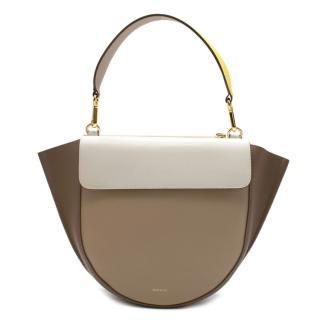 Wandler Tri-Colour Hortensia Leather Bag
