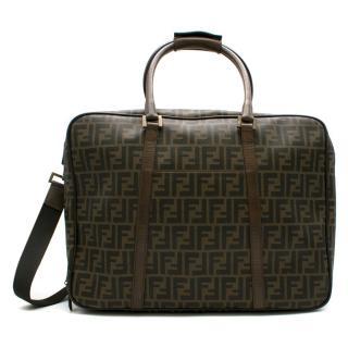 Fendi Large FF Logo Travel Bag