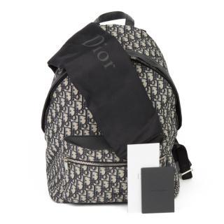 Dior Monogram Oblique Backpack