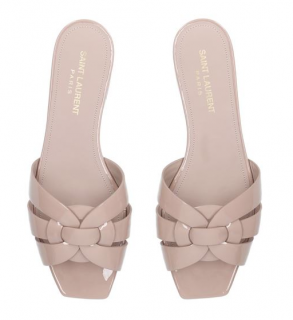 Saint Laurent Nude Tribute Slides