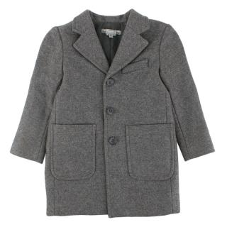 Bonpoint Grey Dickens Children's Coat