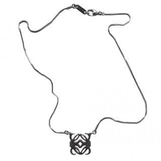 Loewe Logo Necklace