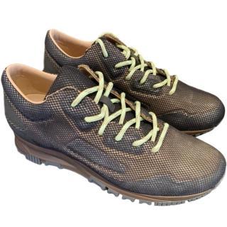 Lanvin New Season Cross Mesh Sneakers
