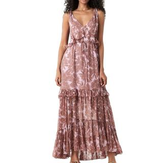 Diane Von Furstenberg Printed Misha Dress
