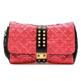Louis Vuitton Limited Edition Bunny Pink Monogram Coquette Pochette