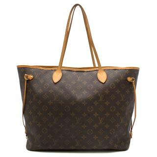 Louis Vuitton Neverfull Monogram GM Tote