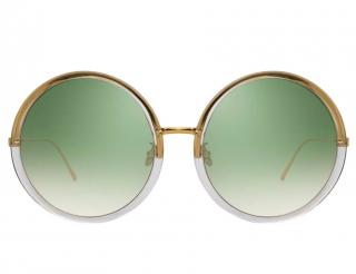 Linda Farrow Kew C35 Oversized Sunglasses