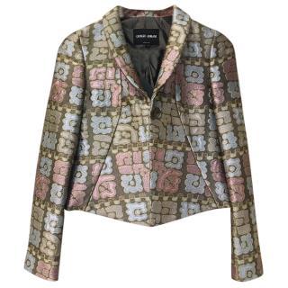 Giorgio Armani vintage brocade jacket
