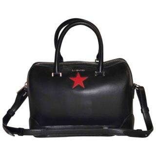 Givenchy Black Leather Lucrezia Bag