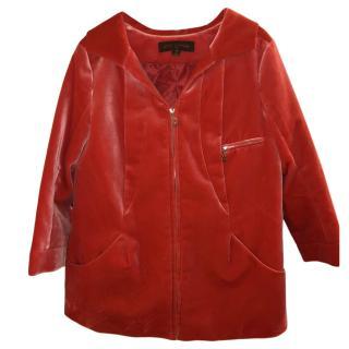Louis Vuitton Coral Jacket