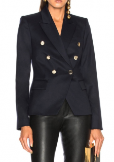 Stella McCartney Navy Tailored Blazer