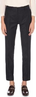 Claudie Pierlot Piano Navy Tapered Pants