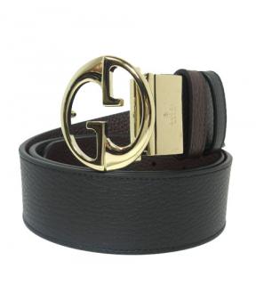 Gucci Reversible Interlocking GG Belt � Size 90