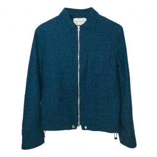 Oliver Spencer Lightweight Navy Jacket